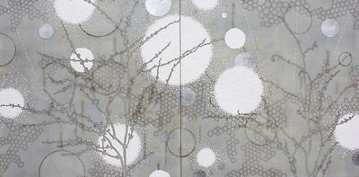 Lisa Kairos, 'The Rain Must Come (diptych)', 2011