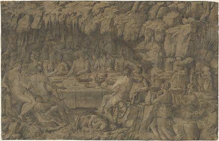 Luca Penni, 'The Banquet of Achelous', ca. 1545