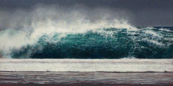 Jeff Aeling, 'Wave, Kauai', 2018