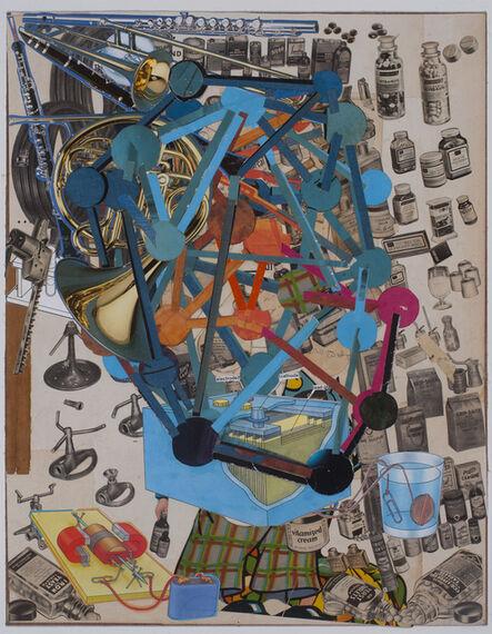 Lance Letscher, 'Pill Head', 2015