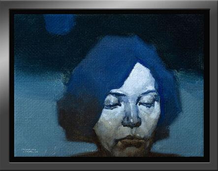 Denis Sarazhin, 'Portrait XB', 2020