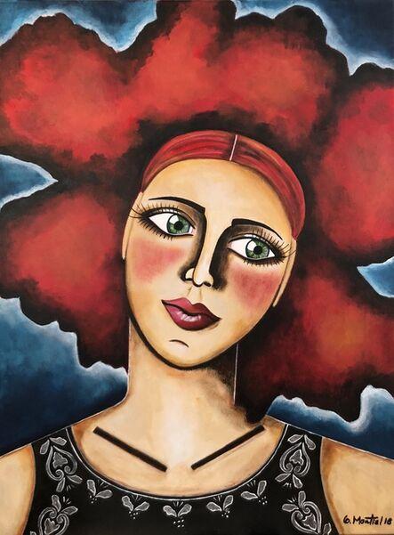 Guiomar Montiel, 'Eloisa I', 2018