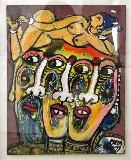 M Suriyamoorthy, 'Untitled', 1989