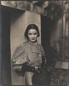 Hoyningen-Huene, 'Gail Patrick'