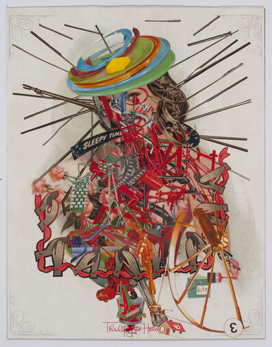 Lance Letscher, 'Thrilling to Hold', 2016
