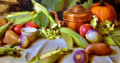 Daniel Keys, 'Autumn Fruits and Vegetables', 2010