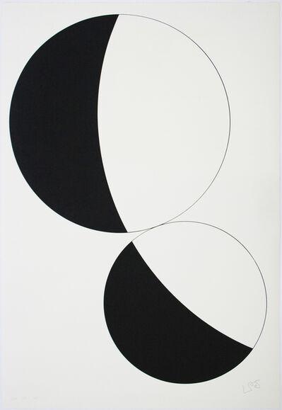 Leon Polk Smith, 'Werkubersicht/Work-Overview G', 1970-1980