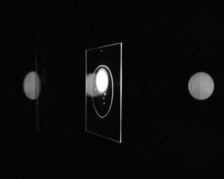 Mischa Kuball, 'five suns_after Galileo_tv', 2018