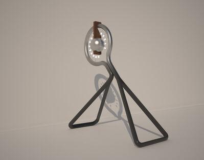 Marc Baroud & Marc Dibeh, 'Desk lamp', 2013