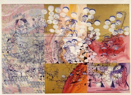 Sigmar Polke, 'Pille', 1976