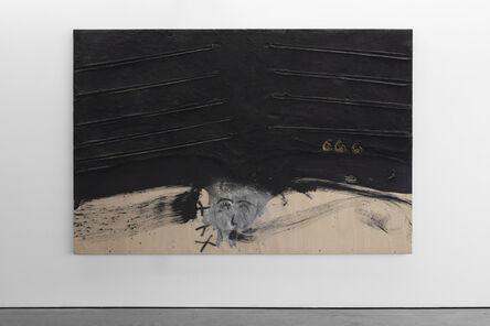 Antoni Tàpies, '666', 1990