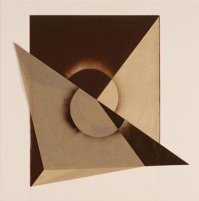 Luis González Palma, 'El Sol 10', 2017