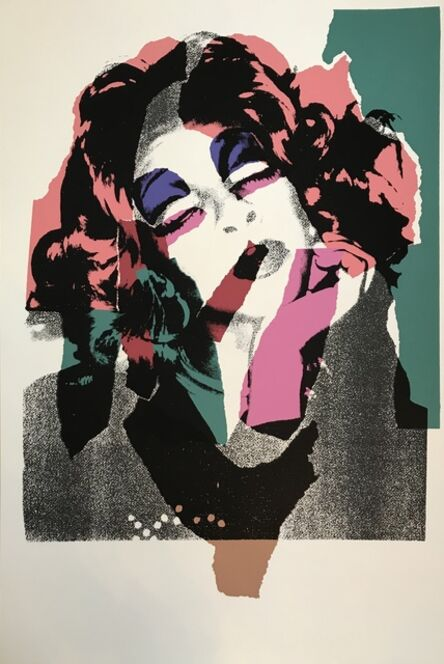 Andy Warhol, 'Ladies & Gentlemen F&S II.128', 1975