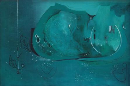 Zubeida Agha, 'Midnight', 1979