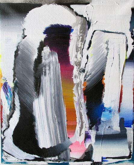 Allan Villavicencio, 'Ripped spaces V', 2018