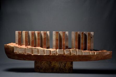 Hiroyuki Okumura, 'Navegando en tiempo', 2016