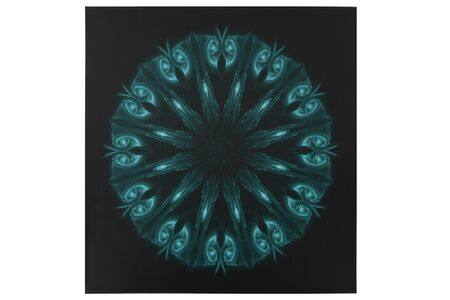 Doug Foster, 'Mandala from the Psychotron (Ten)', 2012