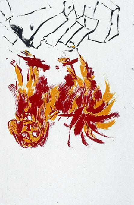 Georg Baselitz, 'Tama II', 2002