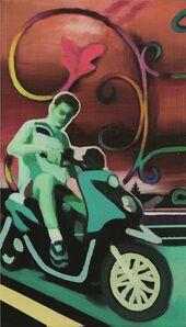 Robert Fekete, 'The Giant Rider (Study)', 2017