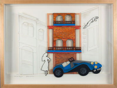Katharine Owens, 'Jaguar 1933/S', 2013