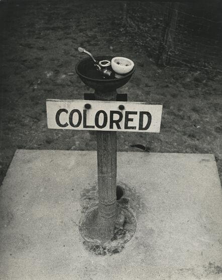 Peter Sekaer, 'Mississippi', 1936
