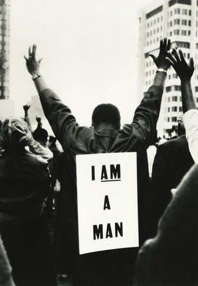 Steve Schapiro, 'I am a Man, Memphis, Tennessee, 1968'