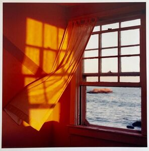 Peter C. Jones, 'Just Before Sundown, Large Format Photo 24X20 Color Photograph Beach House', 2000-2009