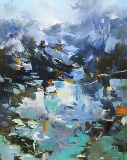 Suzanne Onodera, 'West Rim', 2020