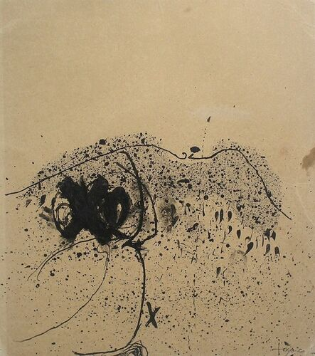 Antoni Tàpies, 'Untitled', 1955