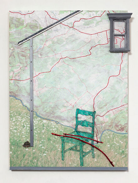 Elisabeth Munro Smith, 'What Goes, What Stays (part 4)', 2015