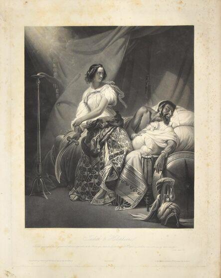 Horace Vernet, 'Judith & Holophernel', 19th Century