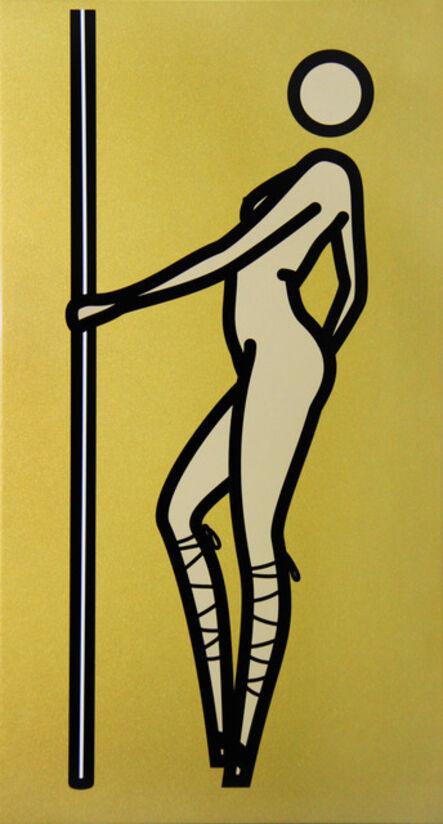 Julian Opie, 'This is Shahnoza 42', 2007