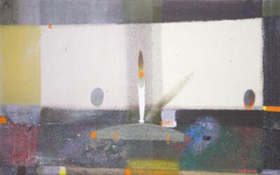 Merlin James, 'Canvas', 2011