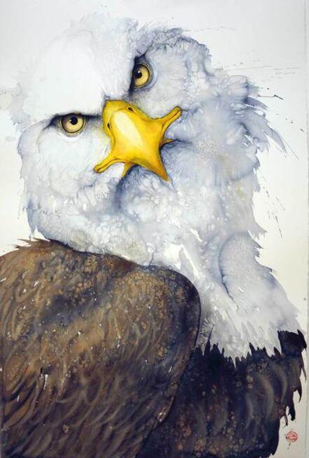 Karl Martens, 'Bald Eagle'