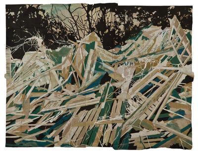 Maysey Craddock, 'the Wave', 2012