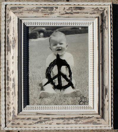 Mattia Biagi, 'Peace Baby', 2008
