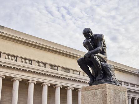 Auguste Rodin, 'The Thinker', ca. 1880