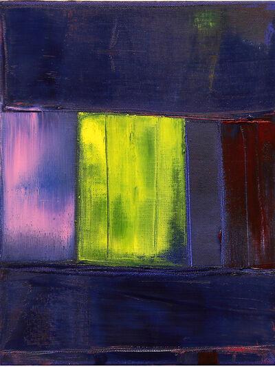 Jim Watt, 'Phthalo VI', 2020