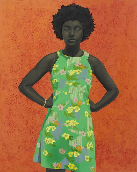 Amy Sherald, 'The Make Believer (Monet's Garden)', 2016