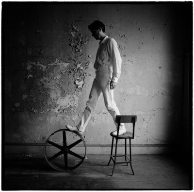 Karen Kuehn, 'David Byrne • 1991 • NYC • Request Music Magazine', 1991