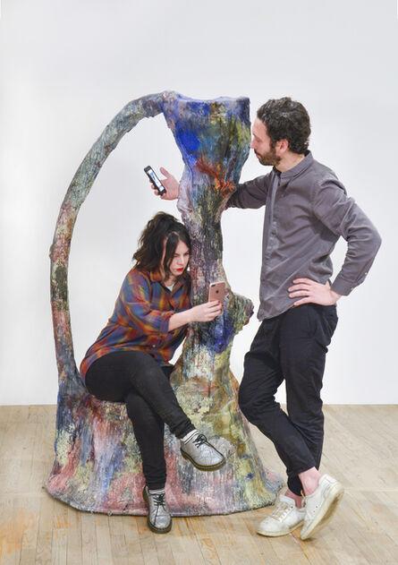 Jillian Mayer, 'Slumpie 89 – Harp Mode', 2018
