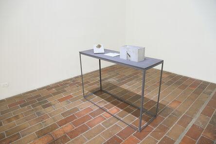 Gustavo Toro, 'Superficie interrumpida', 2014