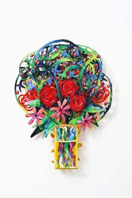 David Gerstein, 'Bouquet London', 2009