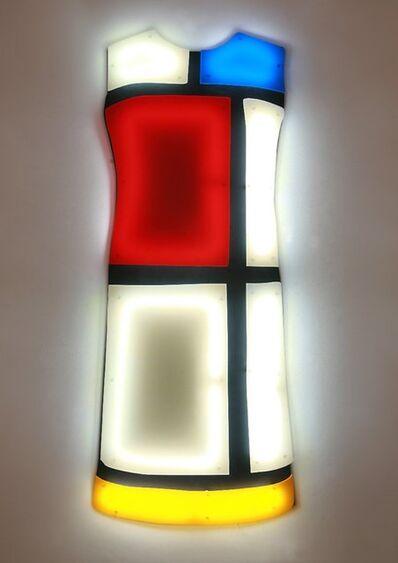 Nicolas Saint Grégoire, 'Mondrian Dress Ivory', 2012