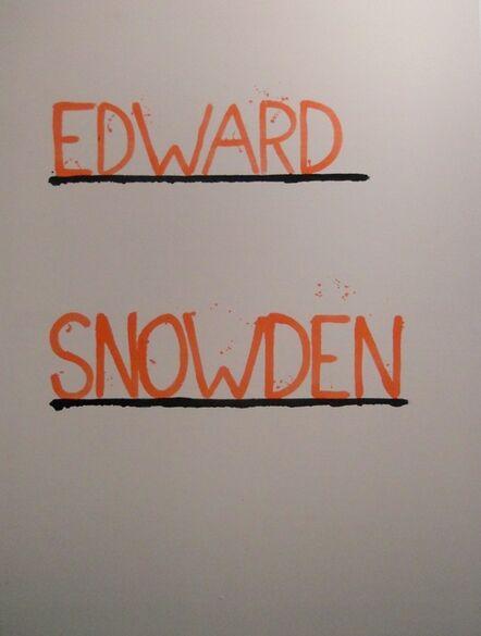 AGGTELEK, 'Edward Snowden', 2015