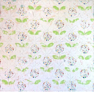 Nicole Charbonnet, 'Pattern (Flowers No. 4)', 2013-2014