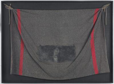 Antoni Tàpies, 'Couverture', 1973