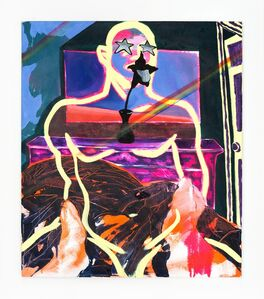 Daniel Morowitz, 'Flowers on the Mantle', 2018