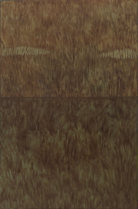 Prunella Clough, 'Grass Plot', 1988