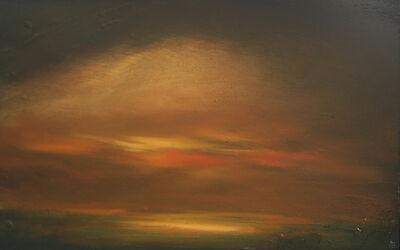 David Bierk, 'Kawartha Dawn, Orange Sky', 1988